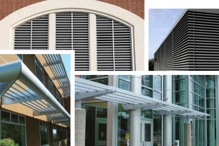 Sun Control Sunshades offer energy savings