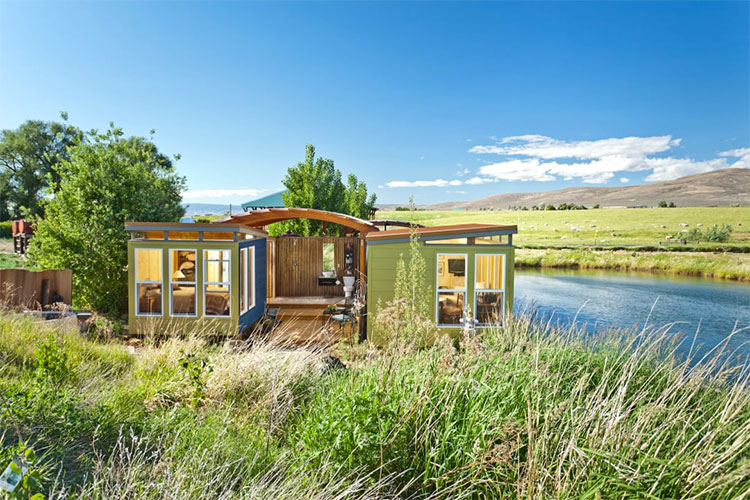 Sustainable and small: The tiny house movement