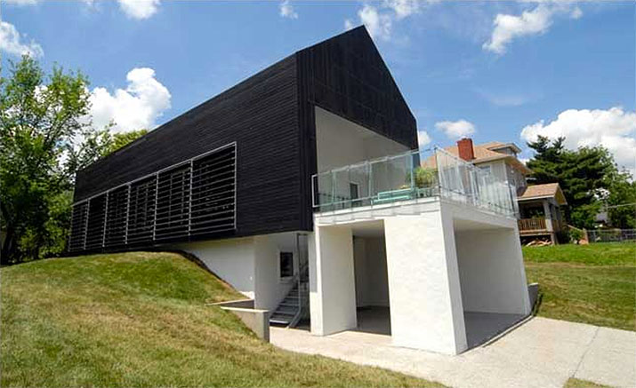 Sustainable Single-Family House