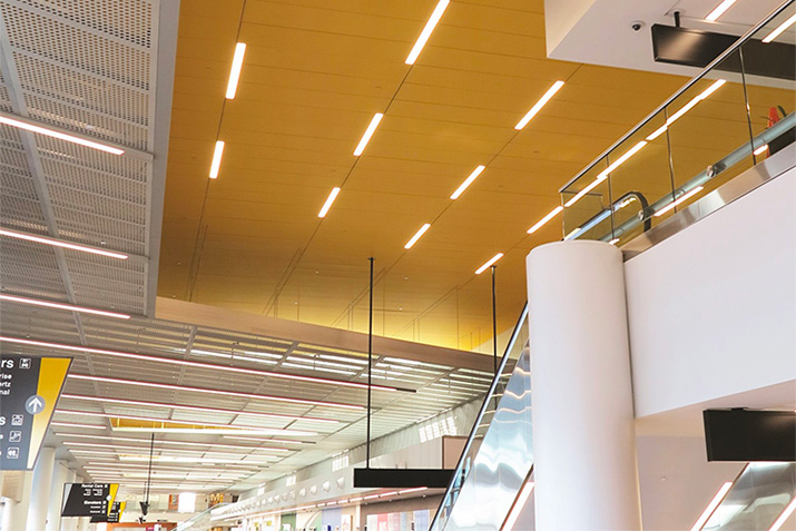 Techstyle® Ceilings: redefining what's possible