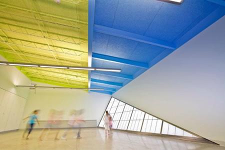 Aecinfo Com News Tectum Roof Deck Panels