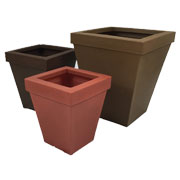 TerraCast Products Announces the Brickell Planter