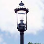 TerraCast Residential Light Poles