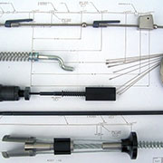 Custom wire rope assemblies