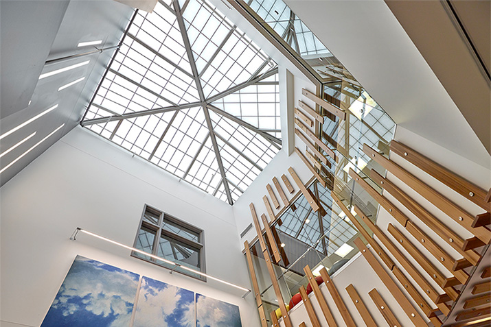 The Daylighting Difference: Sustainability