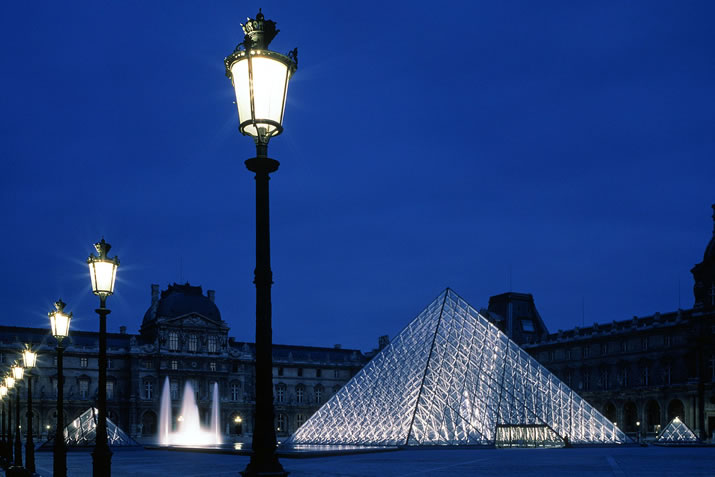 The Grand Louvre - Phase I - honored with AIA Twenty-five Year Award