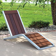 The Monona Lounge Chair from Thomas Steele
