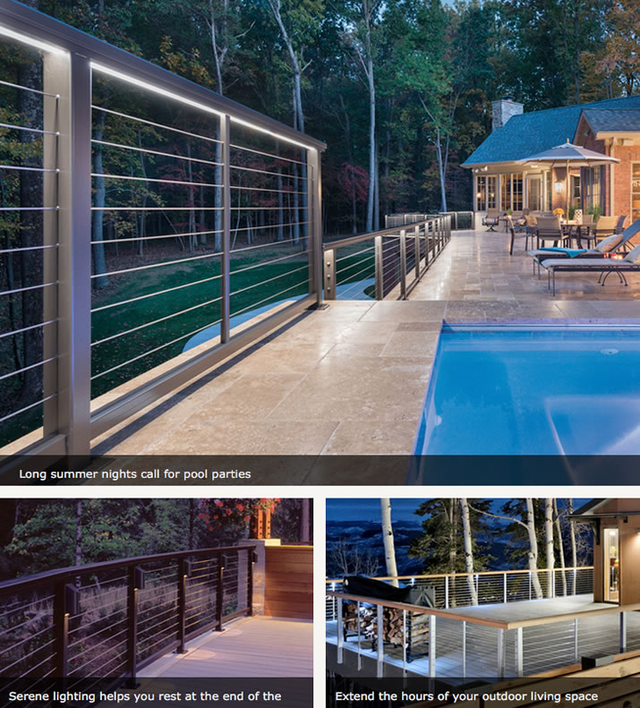 The Rise of Outdoor Lighting: Enhancing Aesthetics and Extending Entertainment