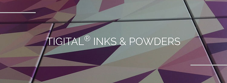 TIGITAL® Digital inks and powders