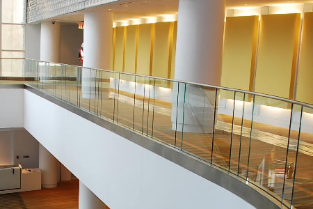 Aecinfo Com News Tivoli Structural Glass Railing