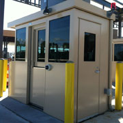 Toll Booths & Inspections Booths – Built to Order