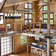 Top NYC architect selects Feeney for notable barn project