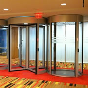 Top-selling High Security Revolving Door and Portal Conform with UL Standards