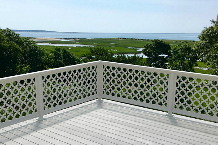 Transform ordinary spaces into stunning spaces with railing infill options