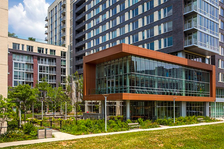 Trends in façade design: Office and Multifamily