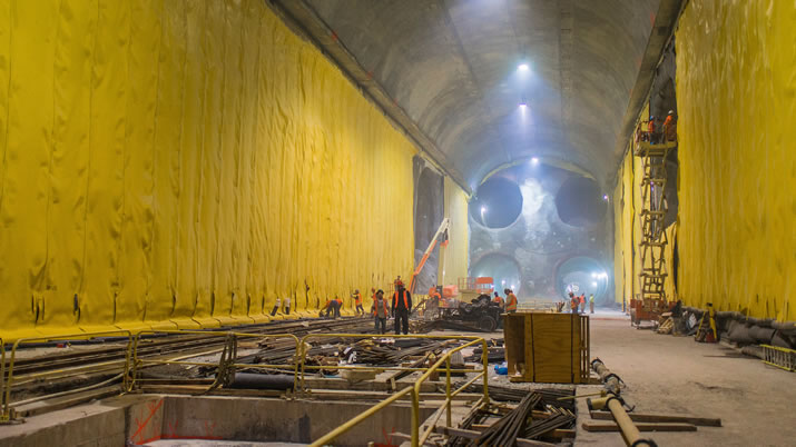 Tunnel Vision: New York City's East Side Access Project