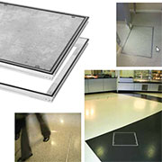 University Saves Time and Money with Visedge Floor Access Covers