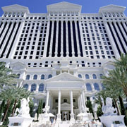 Upscale GFRC at Caesar's Palace on the Vegas strip