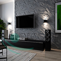 Wall Coverings: a variety of options