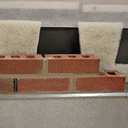 WallDefender - Helps Keep Cavity Walls Dry and Flashings Functioning Properly