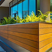 Warmth of Wood Tones with Nawkaw Architectural Finishes