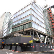 Waterproofing one of London's New iconic Buildings