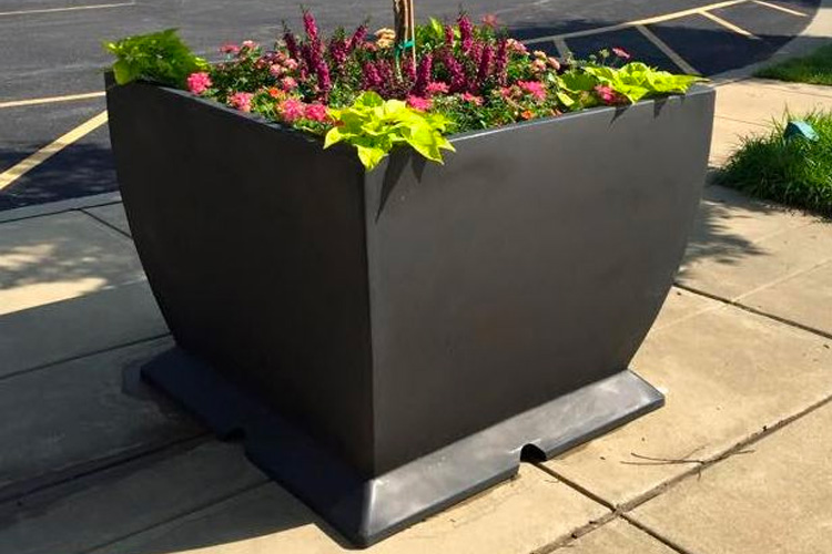 Weather Resistant Planters