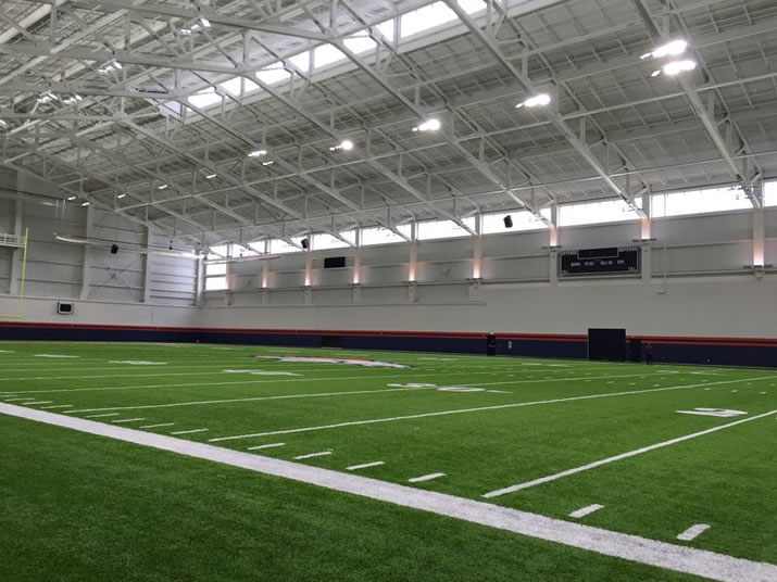 Where Champions Train: Kalwall® Lights Up Broncos' Indoor Facility
