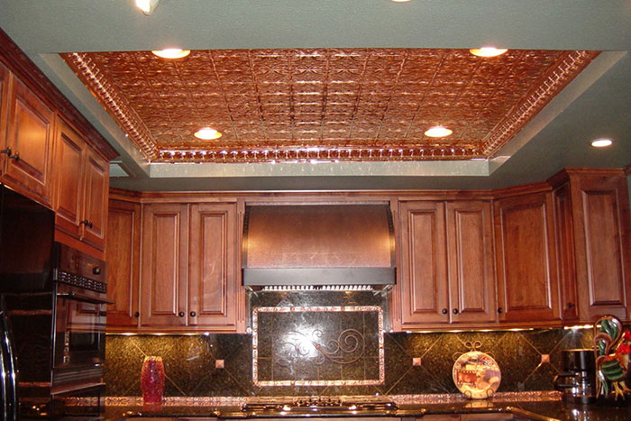 Why You Should Install Metal Ceiling Tiles