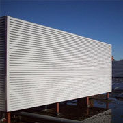 Willard Shutters EconoSpan Louver and Screen System