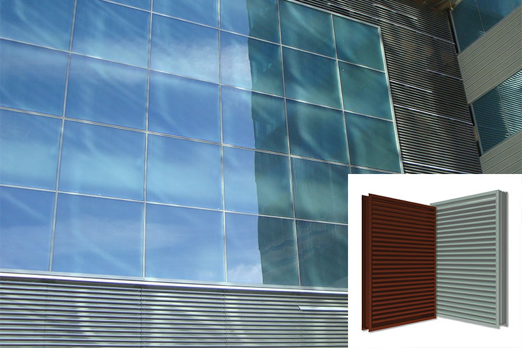 Wind-driven rain louvers