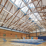 Wind-Resistant Tectum IIIW Roof Deck Panels now Miami-Dade NOA Approved