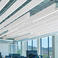 Workspace Ceiling Design Case Study: Wacom