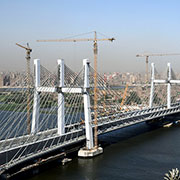 Xypex Concentrate Protects World's Widest Bridge