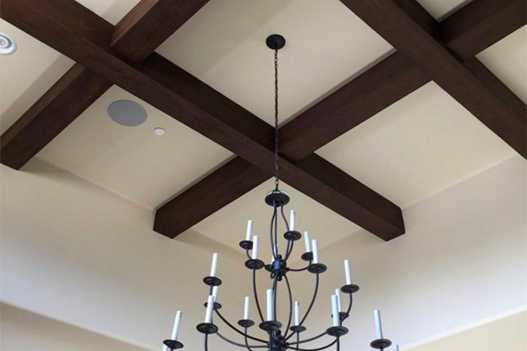 Your Personal Guide To Faux Wood Beams