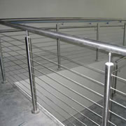 ZEUS Stainless Steel Cable Rail Railing System